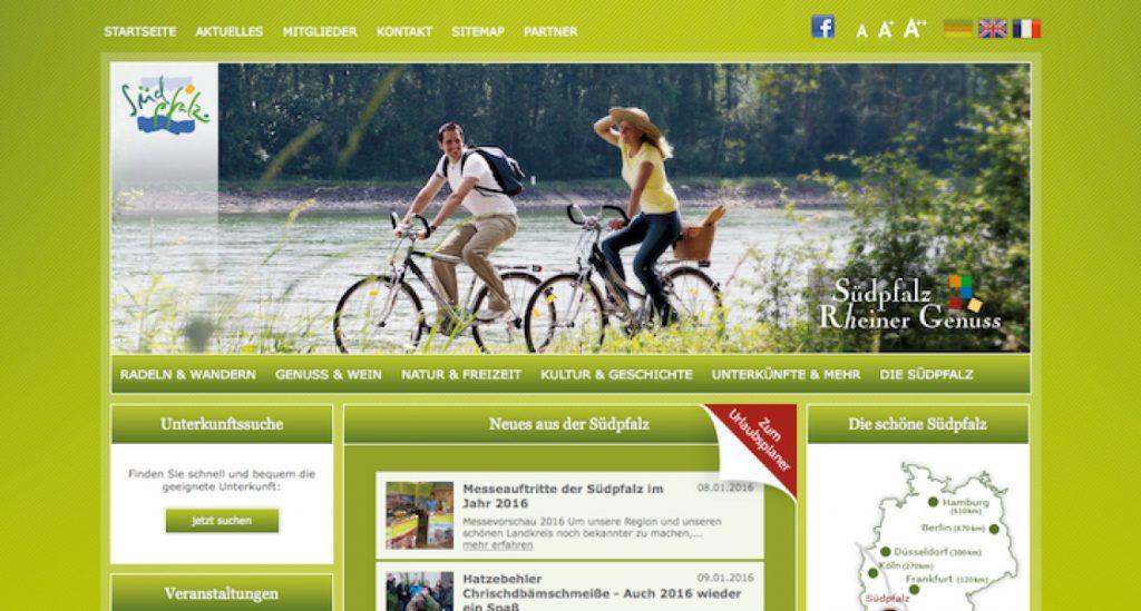 Südpfalz-Tourismus