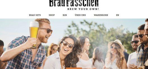 BrauFässchen - brew your own