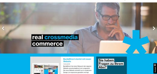 BurdaDirekt - real crossmedia commerce