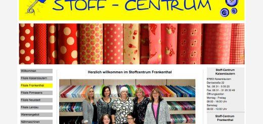 Stoff Centrum - Stoffe, Kurzwaren, Nähmaschinen und Nähkurse