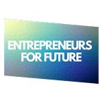 Entrepreneurs for future | Logo